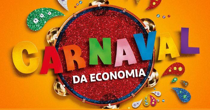 Carnaval da Economia Extra - Ofertas e promoções
