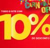 Carnaval de Ofertas Ricardo Eletro: Todo* site com 10% de desconto + Frete Grátis*