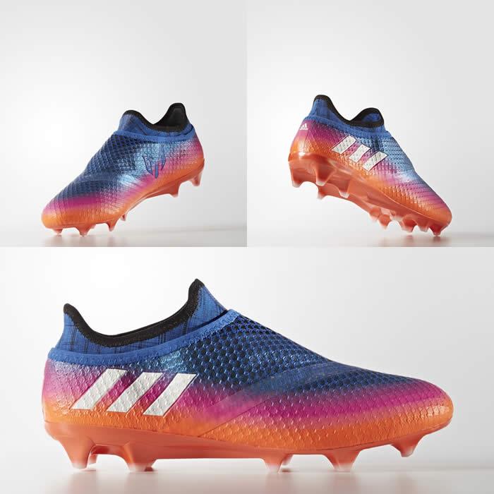 Nova Chuteira Messi 16+ Pureagility na Loja Adidas