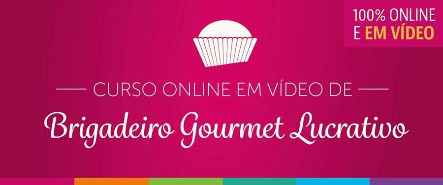 Curso de Brigadeiro Gourmet da Mel Oliveira ajuda você a ter uma renda extra