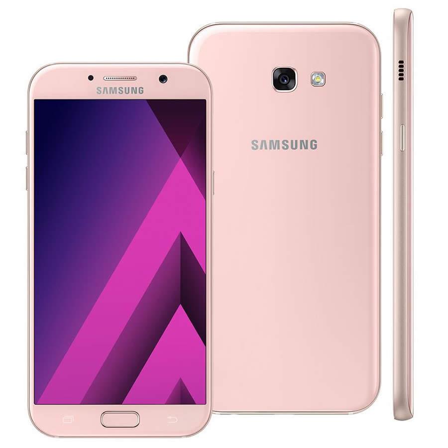 Samsung A7 e A5 2017 em promoção na Casas Bahia || Casas ...