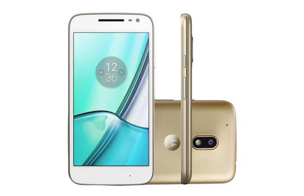 Smartphone Motorola Moto G4 Play com cupom de 5% no Carrefour
