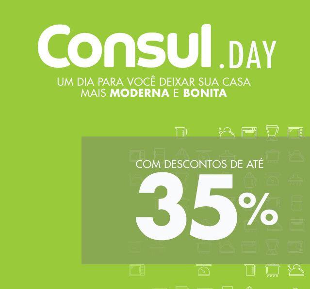 Consul Day na Casas Bahia - Ofertas e promoções