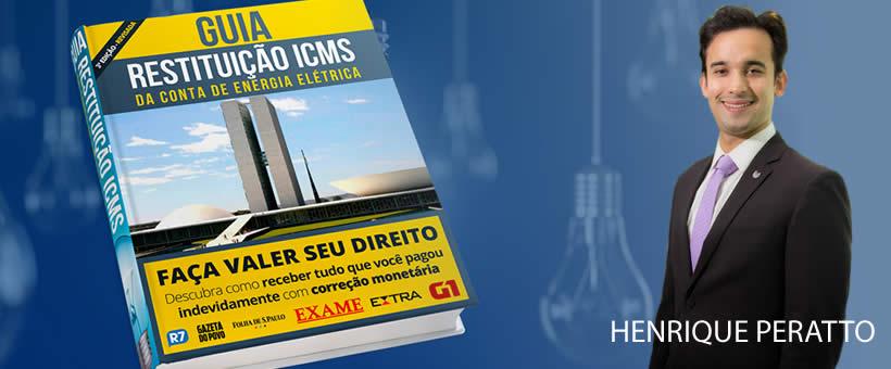 Guia da Restituição do ICMS da Conta de Energia Elétrica