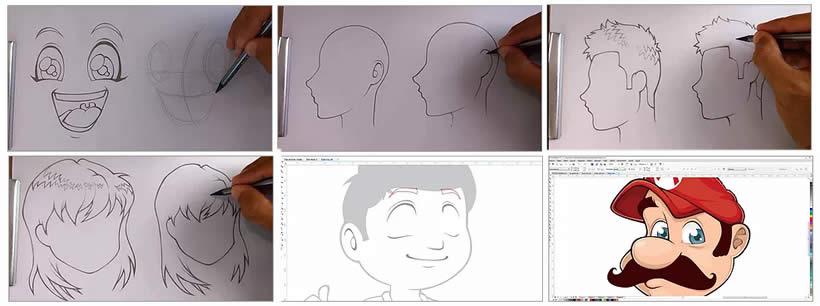 Curso de Mascotes Profissionais no Corel Draw