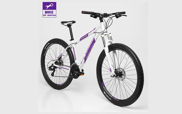 Bicicleta GONEW Endorphine 6.3 em promoção na Netshoes