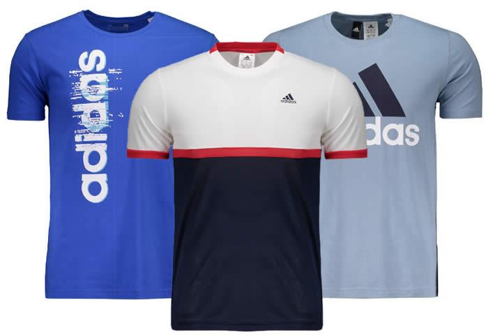 Camisas Adidas c/até 37% de desconto na FutFanatics