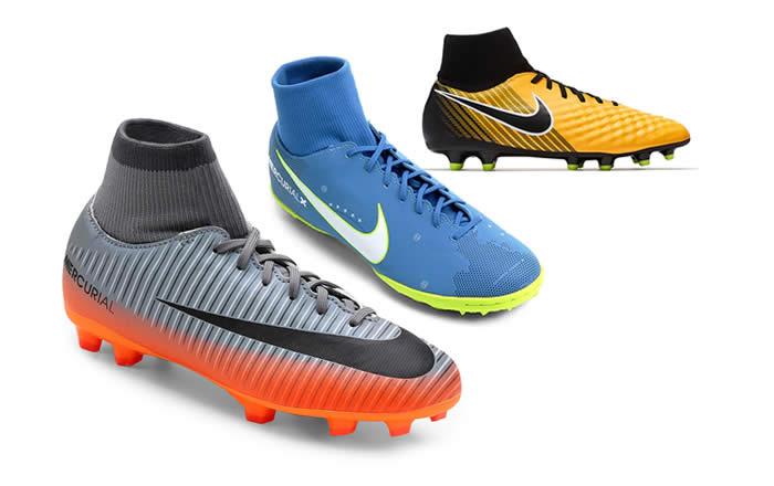 2ef37a747a4e5 Chuteira Nike Botinha em Promoção na Netshoes