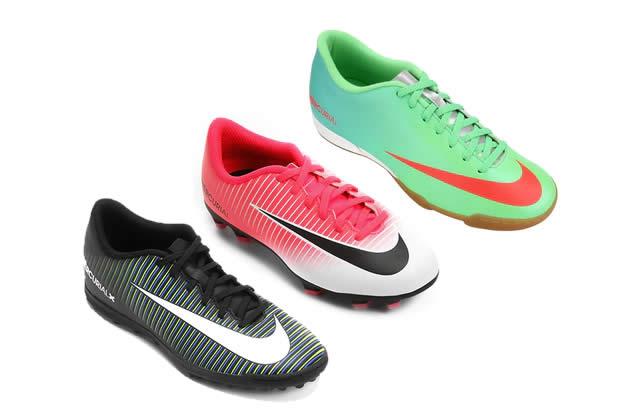 Chuteiras Nike Vortex c/até 20% de desconto na Netshoes