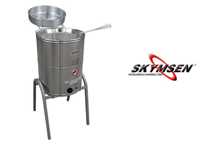 Fritadeira Elétrica Skymsen Água e Óleo 5000w em até 10x sem juros no Pontofrio