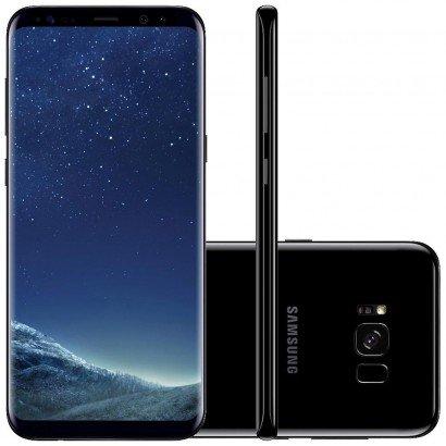 Smartphone Samsung Galaxy S8+ 64GB com desconto na Cissa Magazine