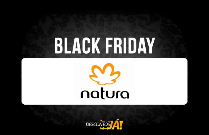 Black Friday Natura - Ofertas e Promoções