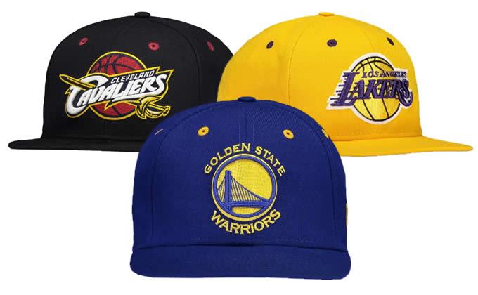 Bonés New Era NBA com até 50% de desconto na FutFanatics