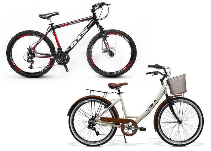 Bicicletas GTS em promoção na Americanas
