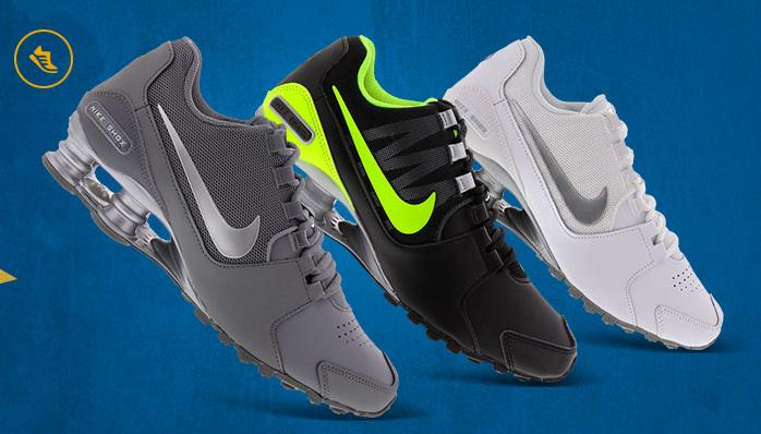 Nike Shox Avenue com desconto na Centauro