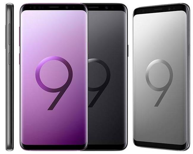 Samsung Galaxy S9 e S9+ em promoção na Americanas